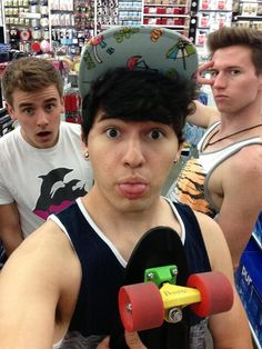 Connor, Jc, Ricky and Rasta