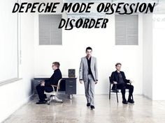 DEPECHE MODE OBSESSION DISORDER! Are you affected? Click on this photo, then click it again to  visit this page of my website for the symptoms. Enjoy!  www.depechemodelover.com