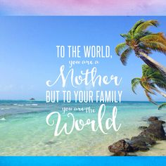 Happy Mother's Day for all your friends @elconresort! Puerto Rico - Palomino Island  ElConResort.com