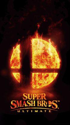 Super Smash Bros Logo, Nintendo Super Smash Bros, Super Smash Ultimate, Cool Backgrounds Wallpapers, Super Mario Art, Happy Tree Friends, Video Game Art, Mario Bros, Otaku