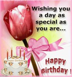 1000+ images about Birthday Wishes on Pinterest | Happy Birthday ...