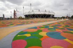 London 2012's Olympic Park