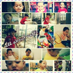 my lovely son