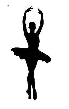 Items similar to Ballerina Car Decal/Vinyl Decal/Laptop Decal on Etsy Ballerina Silhouette, Ballerina Art, Dancing Drawings, Flower Outline, Fashion Silhouette, Paper Artwork, Book Folding, Stencil Painting, Stencil Designs