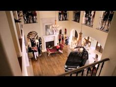 FIAT 500 Abarth Commercial Charlie Sheen House Arrest