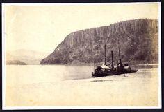 David Livingston's ship