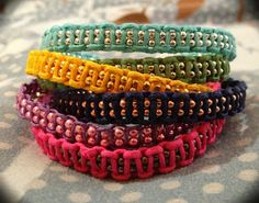 Ball Chain Bracelets