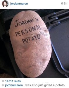 Jordan's potato CaptainSparklez