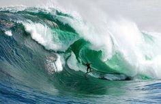 Tasmania, Australia surfing Shipstern Bluff