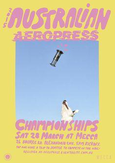 2015 Australian Aeropress Championships
