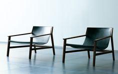 Sdraio Chair by Living Divani
