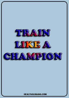 In this post you will find 66 Catchy Gym Slogans and Best Gym Advertising Slogans. Gym Slogans Your Gym Slogans, Health Slogans, Gym Advertising, Best Gym, Bodybuilding, Champion, Strength, Exercise, Train