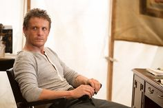 "#Revolution – ""Pilot"" Love Love Love David Lyons as General Bass Monroe!!! <3"