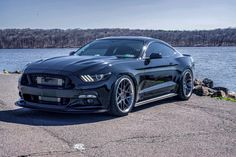 Ford Mustang GT Ford Mustang 2016, Mustang Cars, Modern Muscle Cars, Custom Muscle Cars, Bmw M4, Pony Car, S Car, Exotic Cars, Cool Cars