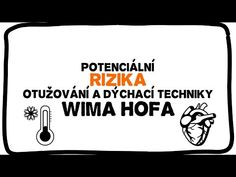 Potenciální rizika otužování a dýchací techniky Wima Hofa - YouTube North Face Logo, The North Face, Wim Hof, Company Logo, Sport, Logos, Youtube, Deporte, The Nord Face