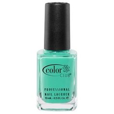 Color Club Neon Nail Polish...Great color that I received in my March 2012 box...