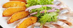 Patates sautées au fromage blanc et au hareng Gluten Free Recipes, Healthy Recipes, Clean Eating, Nutrition, Low Carb, Soup, Meals, Chicken, Vegetables