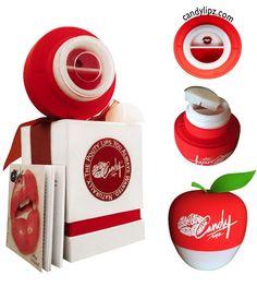 Candylipz Lip Plumper Model B Original ** For more information, visit image link. Apple Lip Plumper, Candylipz Lip Plumper, Best Natural Makeup, Lip Shapes, Lip Injections, Beauty Companies, Makeup Dupes, Red Apple, Tutorial