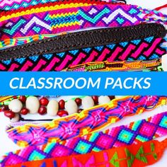 Pulsera sales might look different this year, and that's ok! Classroom packs make it easier than ever. High School Classroom, New Classroom, Middle School Spanish, Back To School, Hispanic Heritage Month, Service Learning, Flat Rate, The Help, Projects