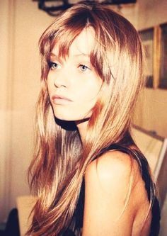 Abbey Lee Kershaw. Love this hair colour
