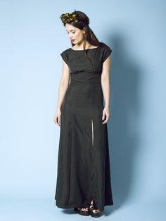 Anna Dress - PDF sewing pattern – By Hand London