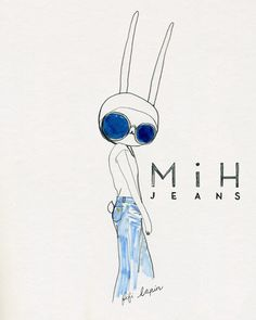 The MiH Jeans Giveaway