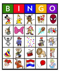Bingo: carnaval 13