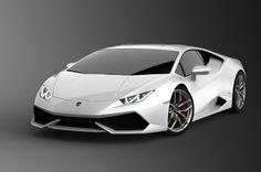 Lamborghini Huracan Spyder White