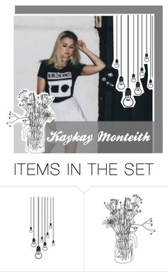 """""""{You're fire, but sweet}"""" by bxttlescxrs ❤ liked on Polyvore featuring art"""
