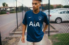 Nike Tottenham Hotspur Away Jersey Football Casuals, Football Fashion, Soccer Shop, Remo, Men's Activewear, Sporty Outfits, Tottenham Hotspur, Daily Fashion, Active Wear