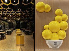 Rice Home restaurant by AS Design, Guangzhou – China » Retail Design Blog