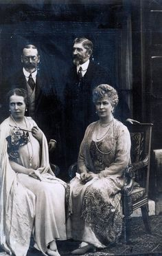 Queen Maria of Romania, Part 2 Queen Mary, King Queen, Michael I Of Romania, Romanian Royal Family, Victorian Life, Central And Eastern Europe, Queen Of England, Blue Bloods, Royal Weddings