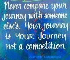 Journey quote via Carol's Country Sunshine on Facebook