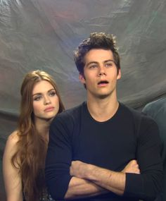 dylan o'brien and holland roden (SHIP THEM)!