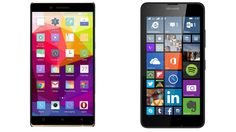 BLU Pure XL vs Microsoft Lumia 640 XL Subscribe! http://youtube.com/TechSpaceReview More http://TechSpaceReview.tumblr.com