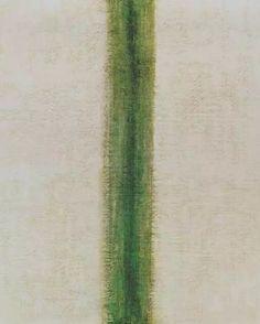 Olga Rozanova (1886-1918), Untitled (Green stripe)