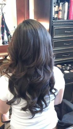 long layered haircut - Need this hair style!