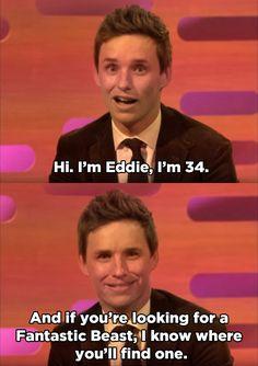 Benedict Cumberbatch And Eddie Redmayne Made Hilariously Punny Dating Profiles