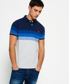 Browse our new season collection of Men s Polo Shirts. Shop Long and Short  sleeved Polos in plain, striped and embodied styles. fddc745e50d5