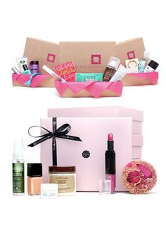 Your guide to the best beauty subscription boxes.