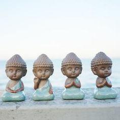 Small Buddha Figurines