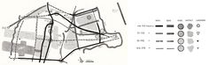 """The Image of the City - Kevin Lynch - 1960s paths - edges - nodes - landmarks - districts, coined """"wayfinding"""" and """"imageability"""""""