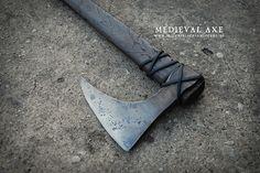 Viking age axe - inspiration -- myArmoury.com