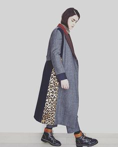 #albertobiani #albertobianicoat new collection #aw18 #fall17 #coat #animalier #tweed #pfw @parisfashionweek @angelosensinicommunication #CollezioniDonna  via COLLEZIONI MAGAZINE OFFICIAL INSTAGRAM - Celebrity  Fashion  Haute Couture  Advertising  Culture  Beauty  Editorial Photography  Magazine Covers  Supermodels  Runway Models