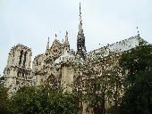 Notre-Dame Cathedral in Paris. Notre Dame, Barcelona Cathedral, Spaces