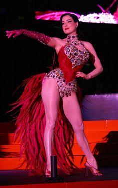 #Burlesque dita von teese