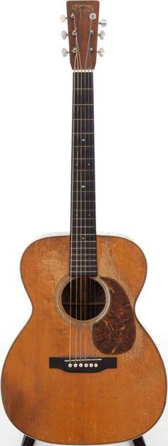Vintage 1938 Martin 000-28