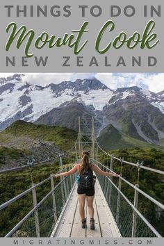 Things to Do in Mount Cook, New Zealand - Want to find the best things to do in Mount Cook? Here are all the awesome adventure activities, plus hikes in Mount Cook National Park and other awesome things to do in the South Island of New Zealand! #newzealand #travel #southisland #mountcook #hiking #hikingnewzealand #adventuretravel #oceania
