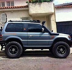 Pajero off road Mitsubishi Shogun, Mitsubishi Pajero, Montero 4x4, Pajero Off Road, Best Off Road Vehicles, Pick Up 4x4, Bull Bar, Grand Vitara, Suzuki Jimny