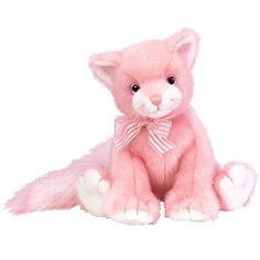 Ty Classic Glamour  Pink Cat ** Details can be found by clicking on the image.